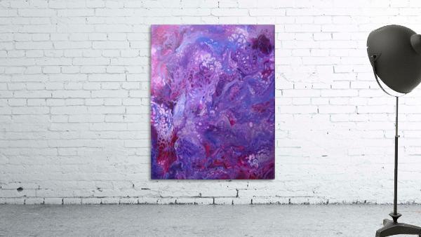 Purple sea of bliss