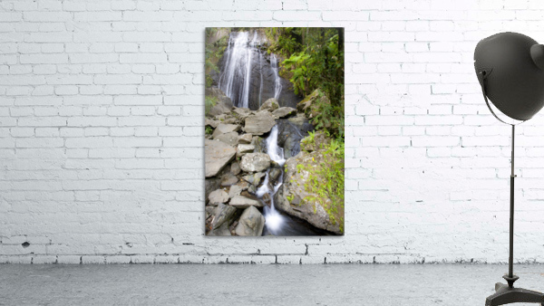 El Junque Waterfall