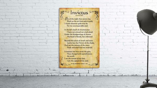 2-Invictus Poem