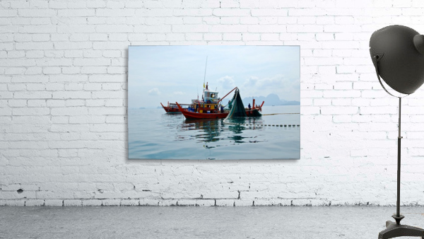 Bangkok - The Fisherman