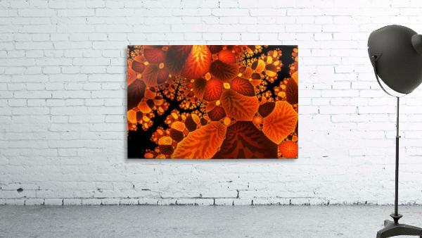 leaf autumn nature background