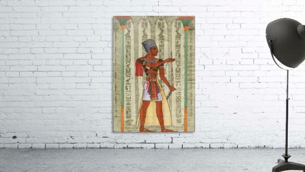 egyptian design man royal