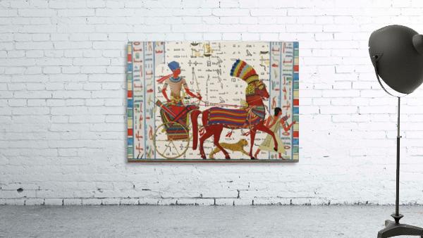 egyptian tutunkhamun pharaoh design
