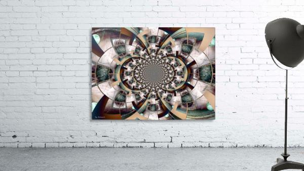 Graphic Ornamental Colorful
