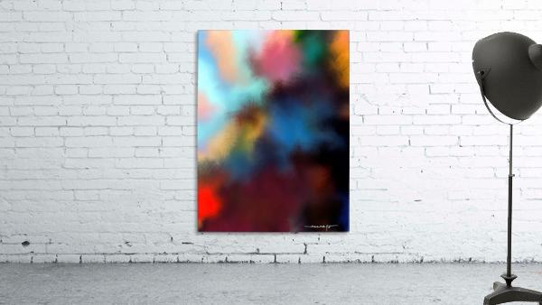 Color Burst - Breathe