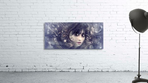 fantasy portrait magic mystical