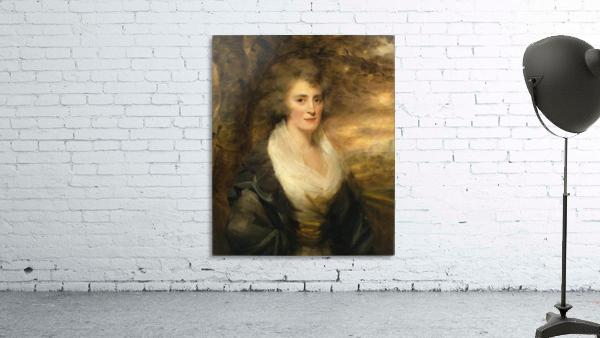 Portrait of Mrs E.Bethune