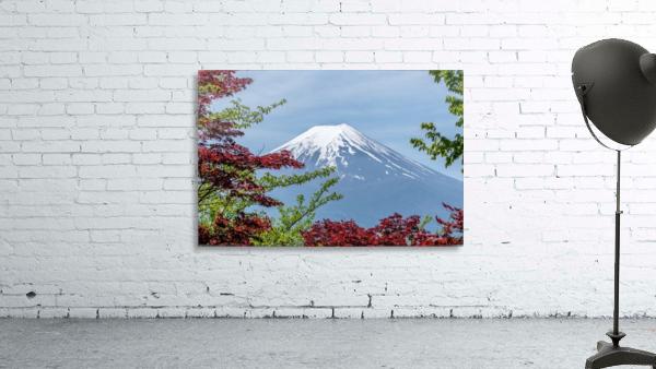 mountain mount landscape japanese