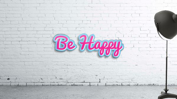 Be Happy (25)