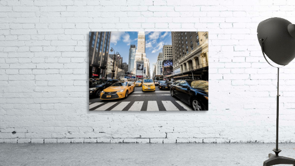 New York City Taxi Mayhem