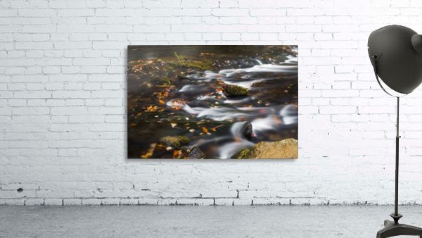 River Flow in Smokey Mountains