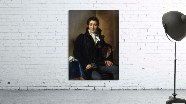 Portrait of Greve