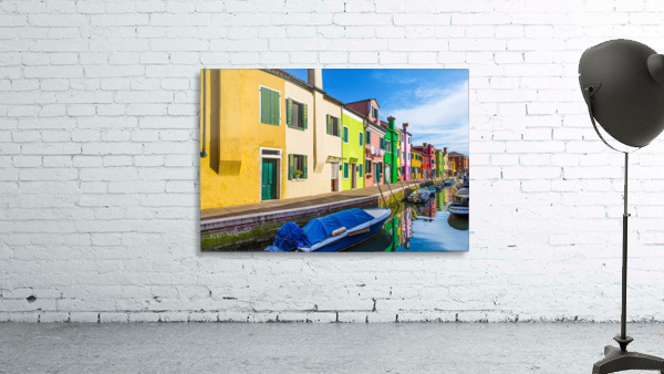 Boats in Burano