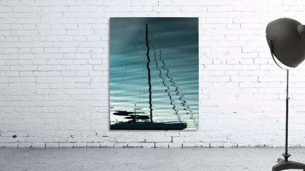 Sailboat Ripples