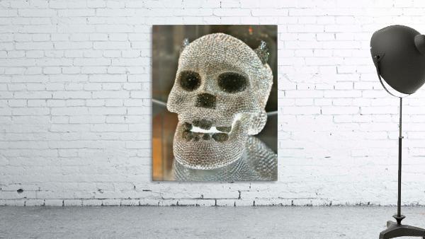 Paris Crystal Skull