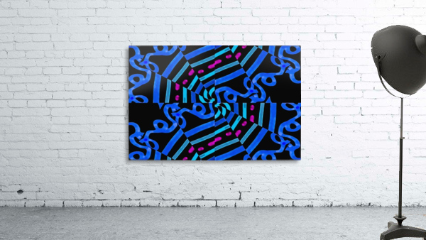 Modern Ornate Abstract Artwork