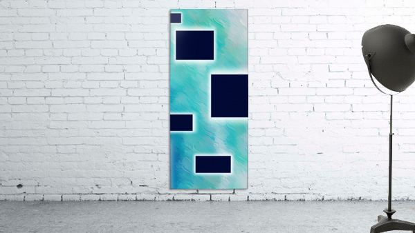 Beautiful abstract illustration for interior decoration 1