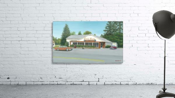 Cross Roads Store- Newtown Scenes 12 X 20