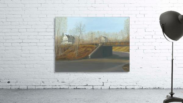 Botsford Underpass - Newtown Scenes  18X24