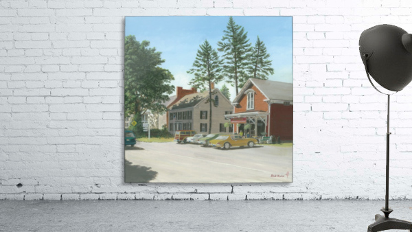 The General Store - Newtown Scenes 16X16