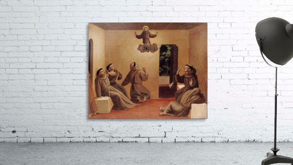 Apparition of St. Francis at Arles