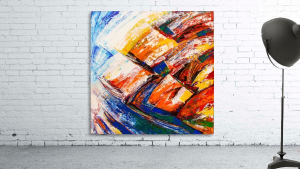 FLOW OF DREAMS_7 - 18x18