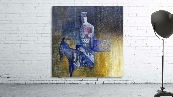 blue horserider 2
