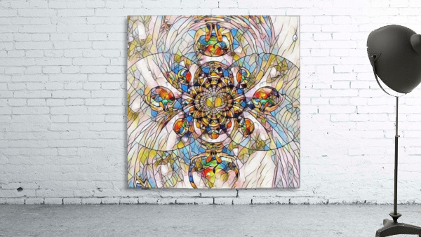 Mosaic Fractal