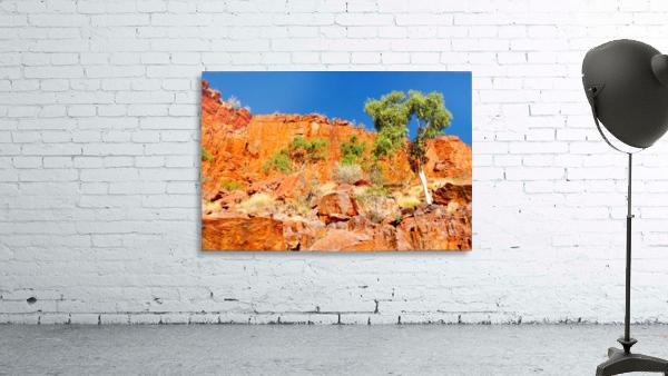 Ormiston Gorge Landscape