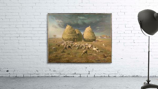 Haystacks - Autumn