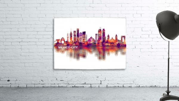 Mexico City Mexico Skyline