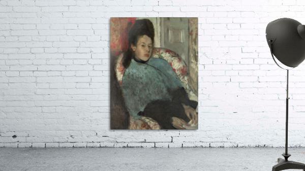 Portrait of Elena Carafa