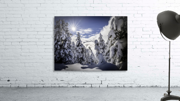 Kootenay Alpine Snow