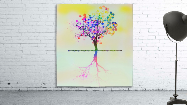 Colorful Tree 2