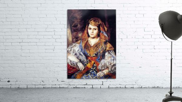 Algerian Woman by Renoir