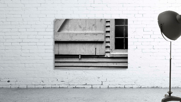 Shutter and Panes