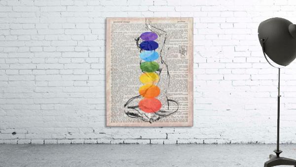 Potential Energy Chakras Colors