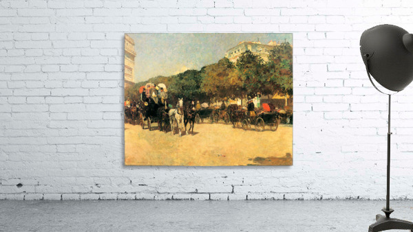 The day of the Grand Prize -2- by Hassam