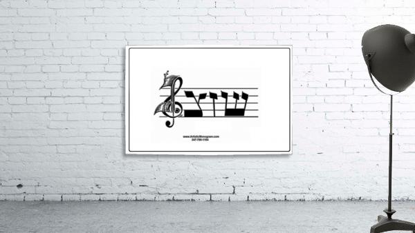 monogram  musical  vctrzd BBB