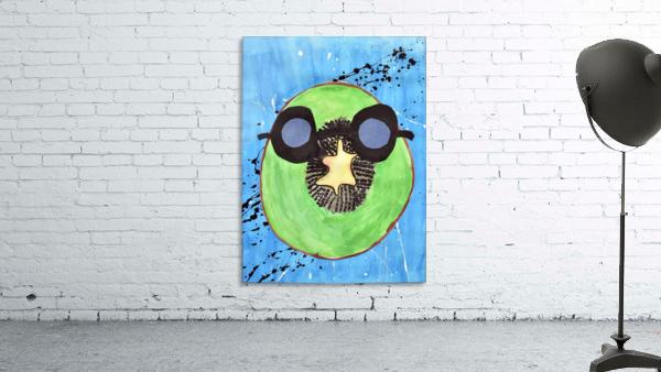 Kiwi Man. Michael D