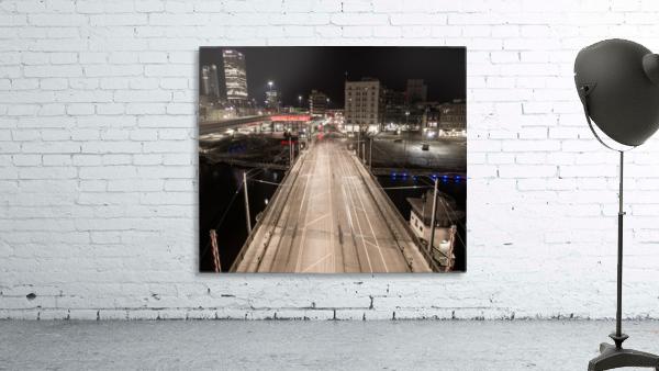 Milwaukee Bridge of The Past