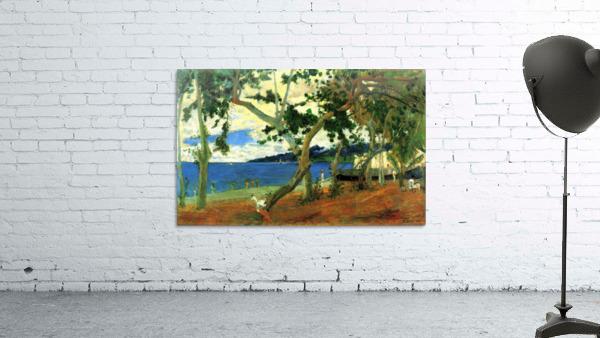Beach Scene 2 by Gauguin