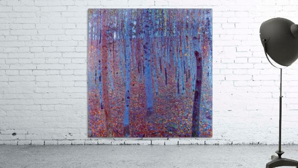 Beech Forest by Klimt