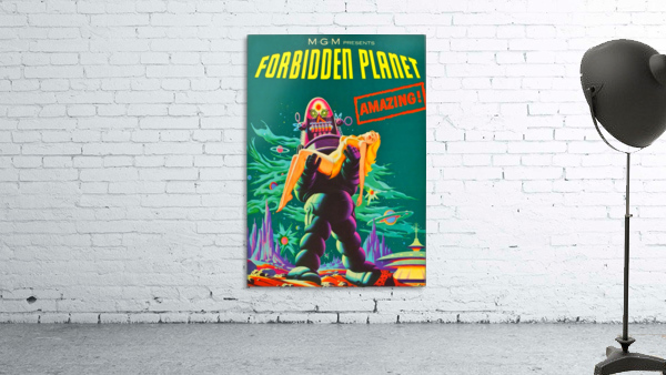 Forbidden Planet - Space Travel