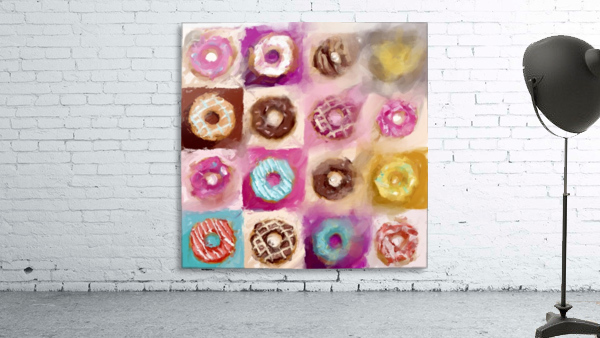 Donut Series No 1