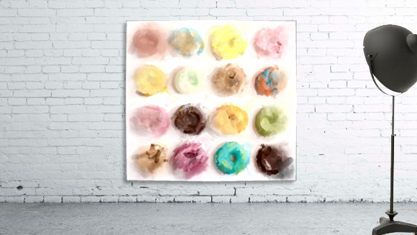 Donut Painting No2