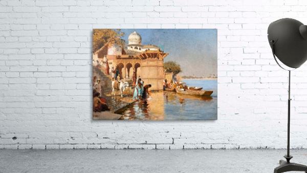 Along the Ghats, Mathura