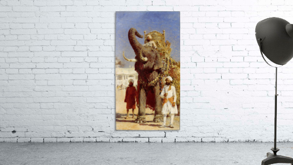 The Rajahs Elephant