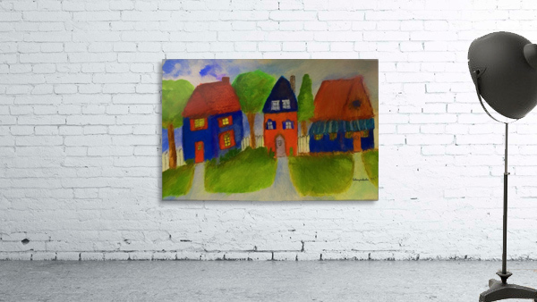 Whimsical Houses