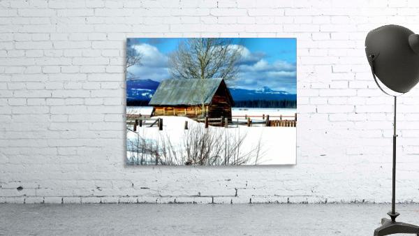 Winter Homestead